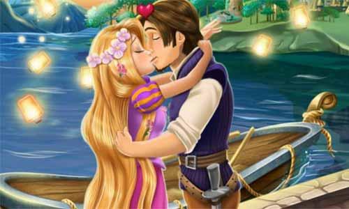 Игры Поцелуи