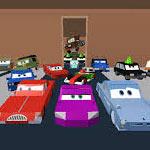Игра Роблокс тачки 3