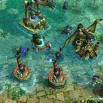 Игра Варкрафт 3 Фрозен трон