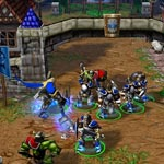 Игра Warcraft III Reign of chaos