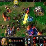 Игра Warcraft III The frozen throne
