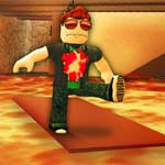 Игра Роблокс Пол это лава