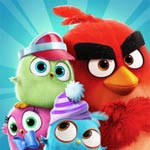 Игра Angry birds match