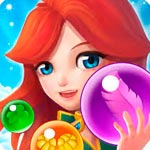 Игра Bubble Witch