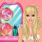Игра Для девочек: Макияж и парикмахерская