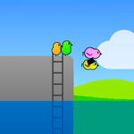 Игра Duck life 2