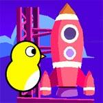 Игра Duck life Space
