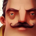 Игра Hello neighbor beta 4