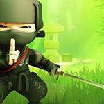 Игра Ниндзя легендарные воины