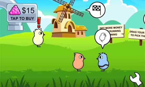 Игры Duck life