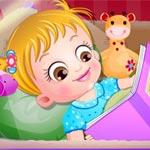 Игра Baby Hazel: Готовимся ко сну