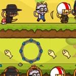 Игра Боевые котята