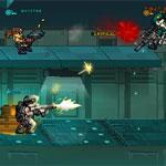 Игра Герои ударного отряда в лаборатории