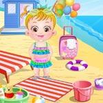 Игра Морские приключения малышки