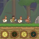 Игра Ударный отряд цыплят