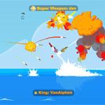 Игра Wings io: Истребители