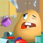 Игра Бегалка: Приключения картошки