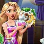 Игра Домохозяйка: Уборка на кухне