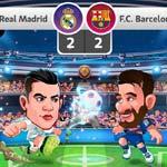 Игра Футбол головами Лига чемпионов 2017-2018