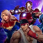 Игра Marvel vs capcom infinite