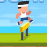 Игра Олимпийский прыгун