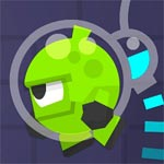 Игра Пришелец бежит из замка