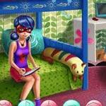 Игра Уборка: Помоги Леди Баг