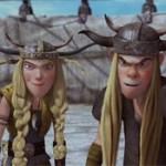 Игра Приручить дракона: Задирака и Забияка