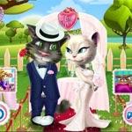 Игра Говорящий Том женится