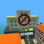 Игра Когама Побег из школы