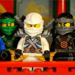 Игра Команда Лего марвел