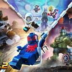 Игра Лего герои против монстров