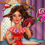 Игра Парикмахерская: Испанская красотка