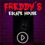 Игра Побег из дома Фредди