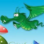 Игра Полет на драконе: Интересные приключения