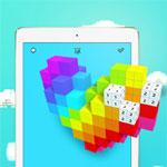 Игра Voxel 3D Раскраска книжки