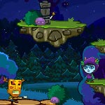 Игра Бродилки в лесу на одного игрока