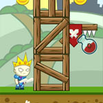 Игра На одного игрока: Сломай башню