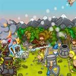 Игра Первобытная защита башни