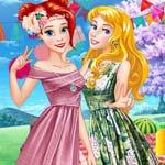 Игра Принцессы Диснея: Подготовка к вечеринке