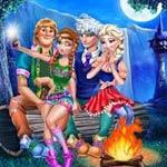 Игра Принцессы Диснея: Прогулка в полночь