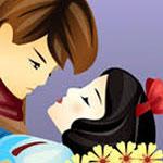 Игра Волшебный поцелуй для Белоснежки