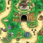 Игра Защита башни: Эльфы против орков