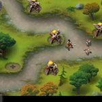 Игра Защита башни: Танковый бой