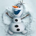 Игра Холодное сердце: Пляски со снеговичком Олафом