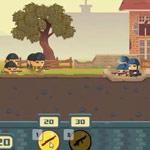 Игра Солдаты: Блочный отряд