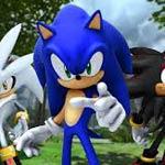 Игра Соник: путешествие по пиксельному миру