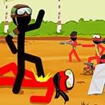 Игра Стикмен: Командная стычка