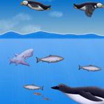 Игра Tasty Blue: Съесть океан