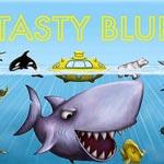 Игра Tasty Blue: Зубастая акула